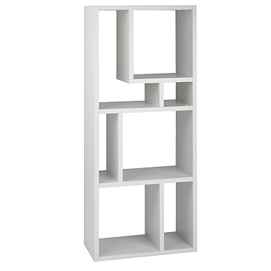Lexa Vertical/Horizontal Bookcase