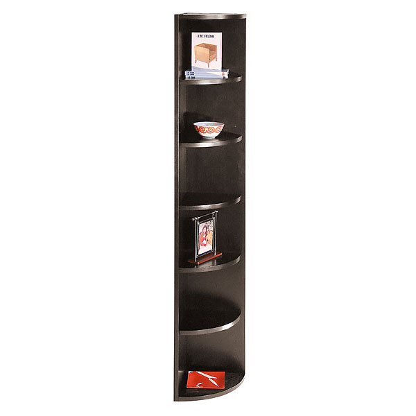 Skyline Corner Bookcase