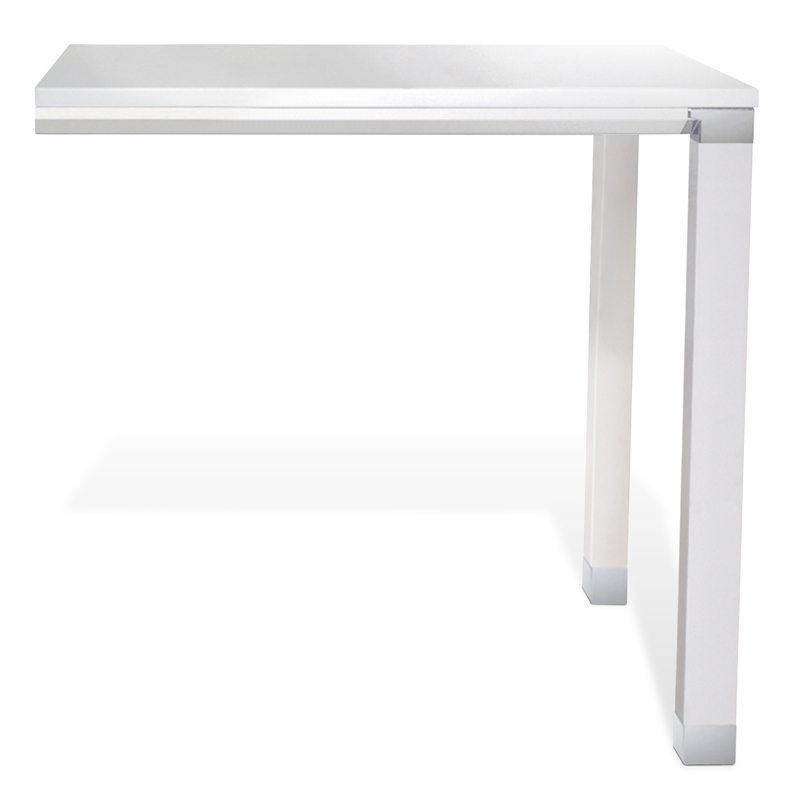 Copenhagen Return Desk in White