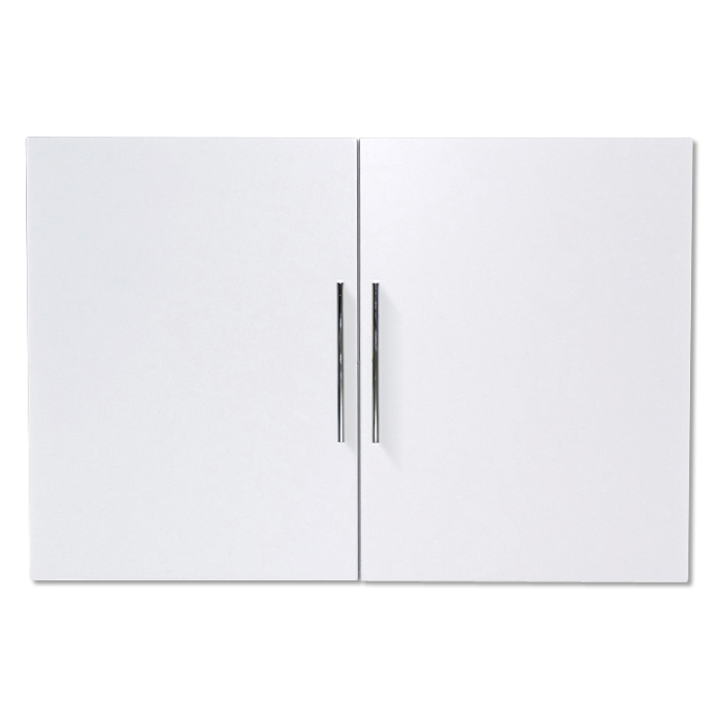 Copenhagen Bookcase Doors in White