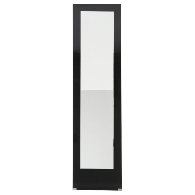 Melinda Mirror in Black