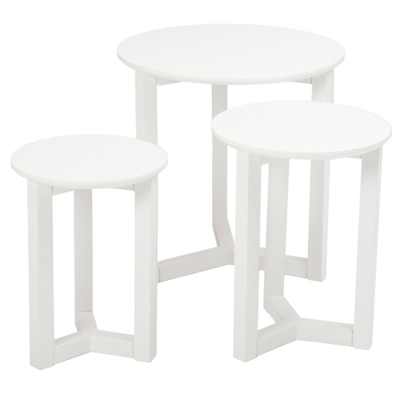 nicolo nesting tables
