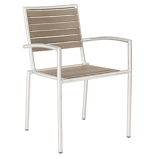 Niko Modern Outdoor Arm Chair
