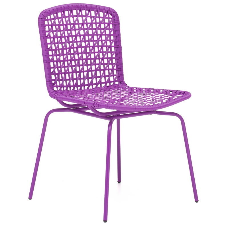 sarah modern outdoor dining chair