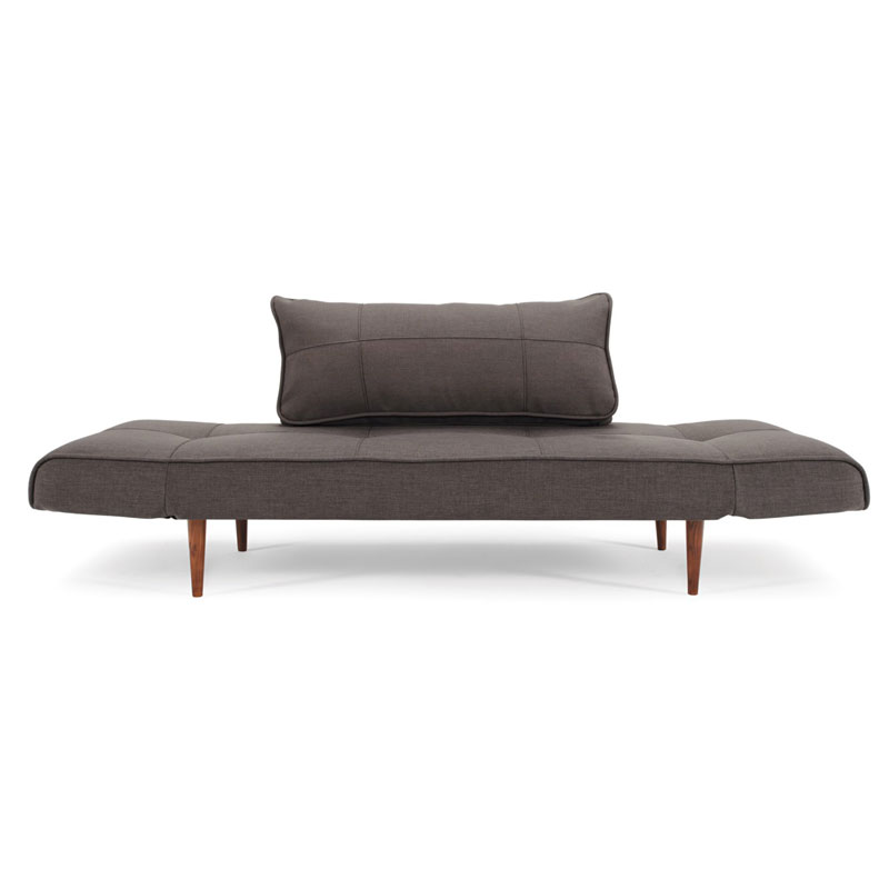 zeal deluxe daybed in basic gravel