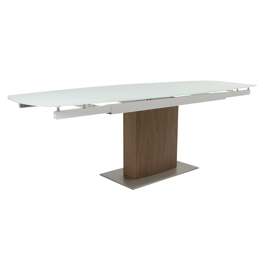 Ayana Modern Extension Table By Euro Style