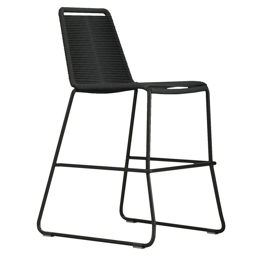 Stupendous Barclay Counter Stool Black Pabps2019 Chair Design Images Pabps2019Com