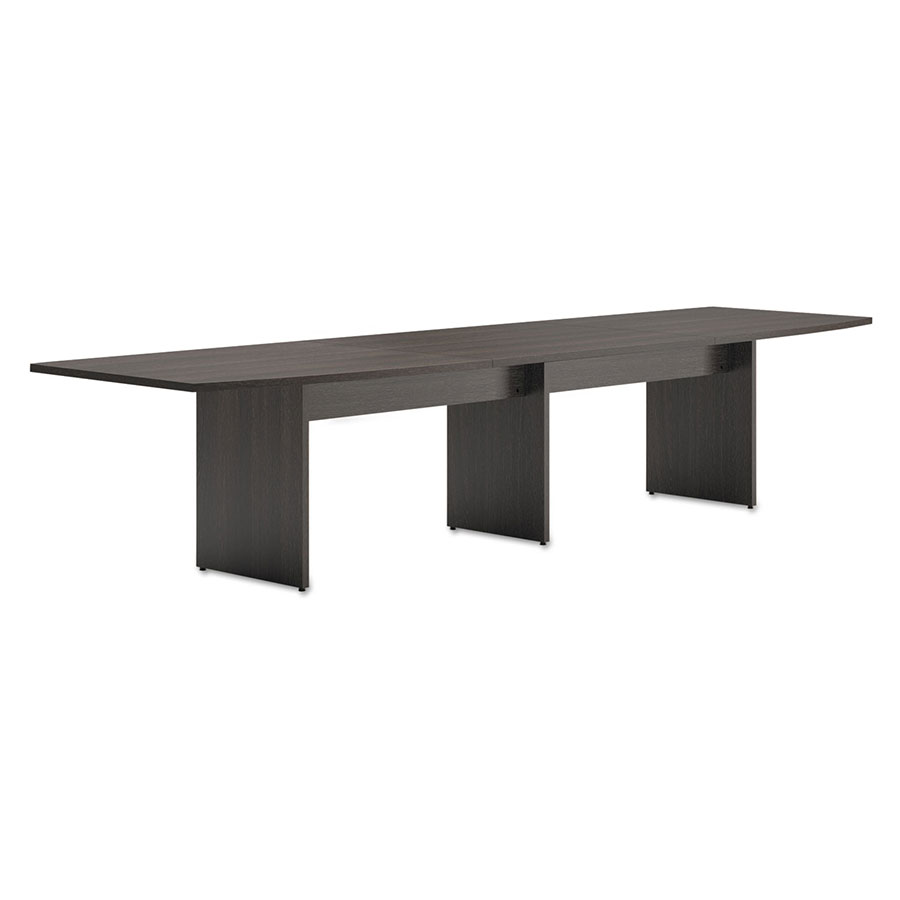 Bellevue In Rectangular Espresso Conference Table Eurway - Espresso conference table