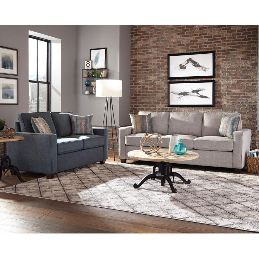 Berkeley Loveseat | Grey