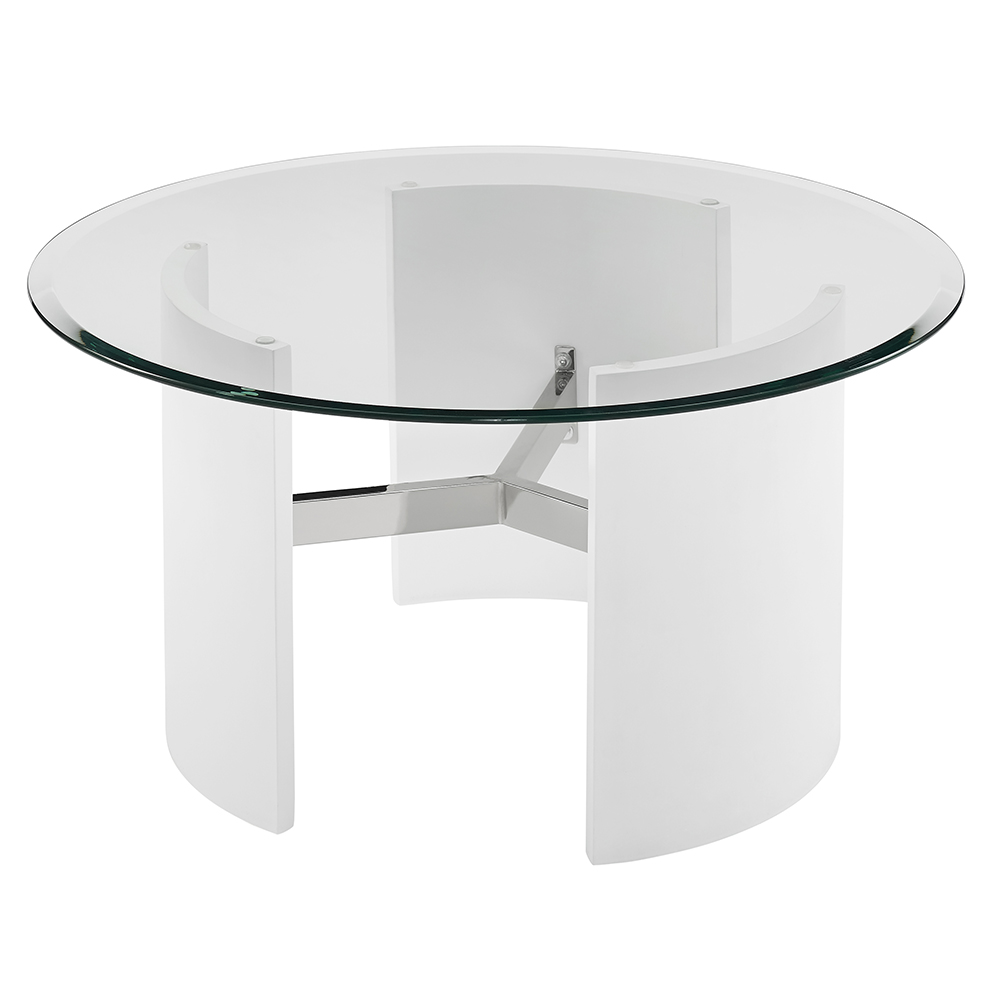 Charmant Canada Coffee Table | White