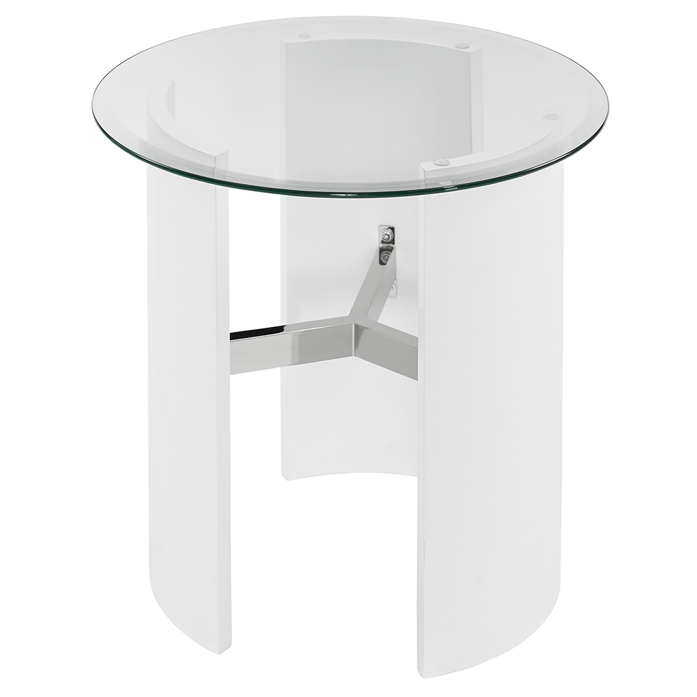 Awe Inspiring Canada End Table White Bralicious Painted Fabric Chair Ideas Braliciousco