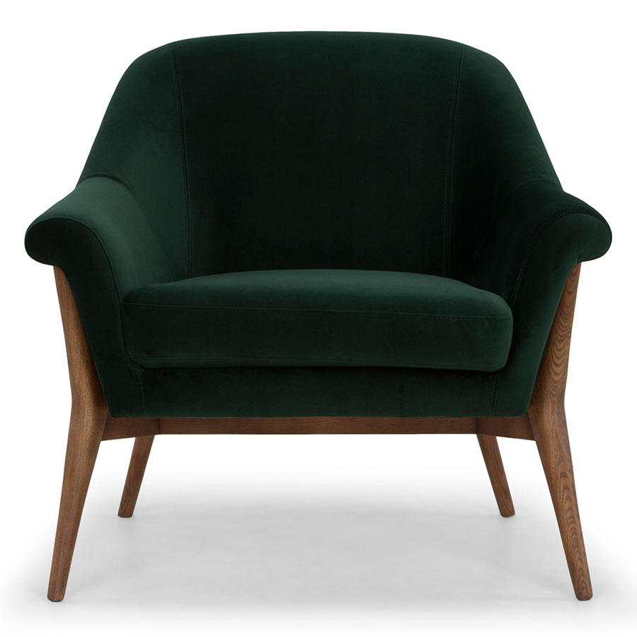 Surprising Charlize Lounge Chair Emerald Green Dailytribune Chair Design For Home Dailytribuneorg