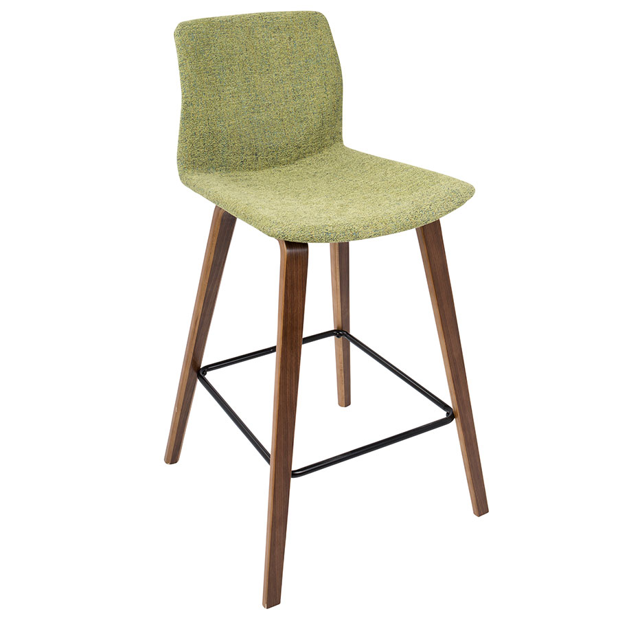 Modern counter stools crosby green counter stool eurway