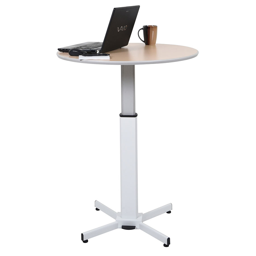 Cupertino Adjustable Work Table