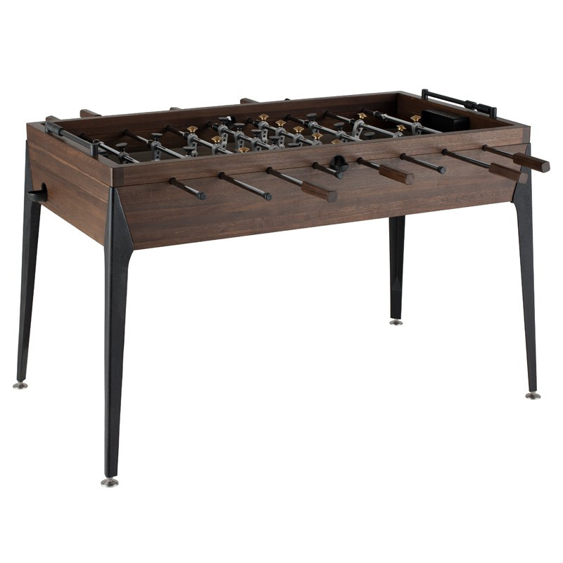 District Eight Foosball Table | Smoked