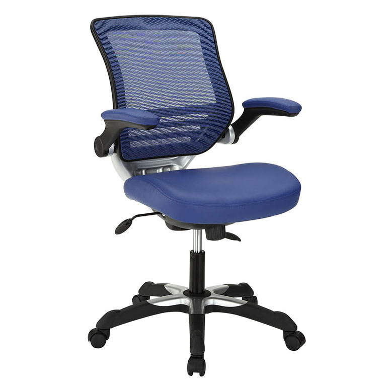 Ede Blue Office Chair