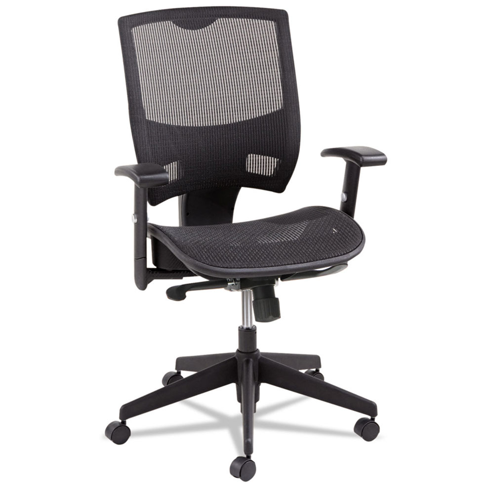 Element Modern Black Mesh Office Chair