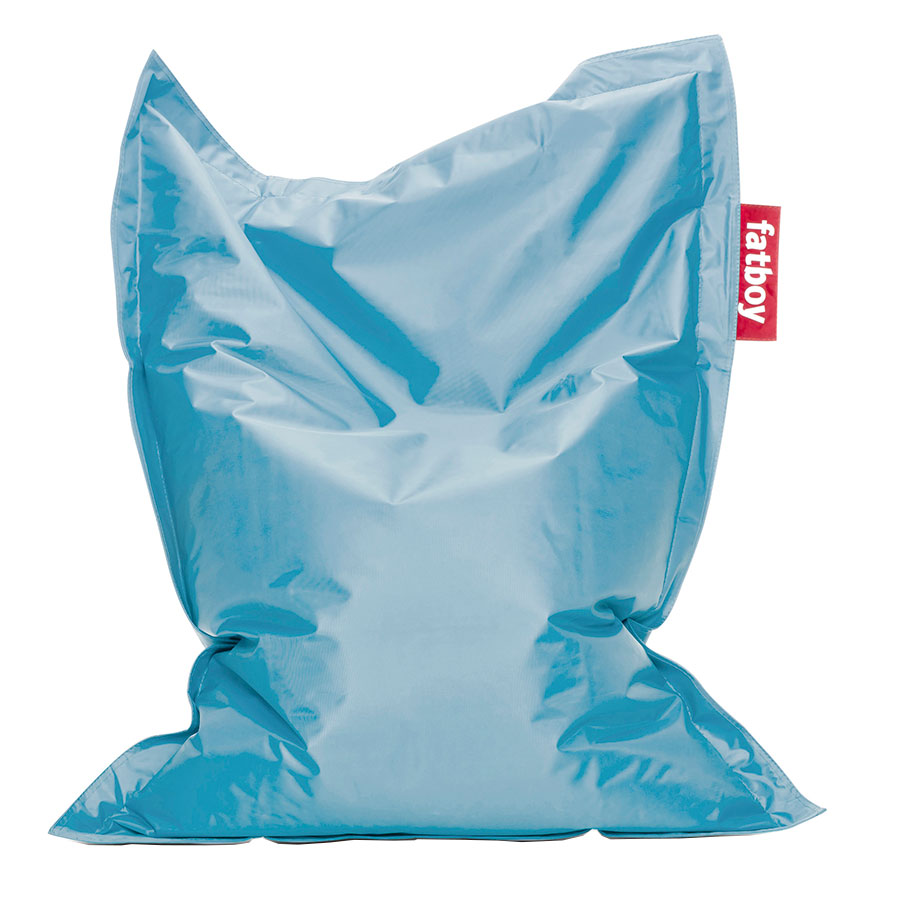 sc 1 st  Eurway & Fatboy Ice Blue Junior Modern Bean Bag Chair | Eurway
