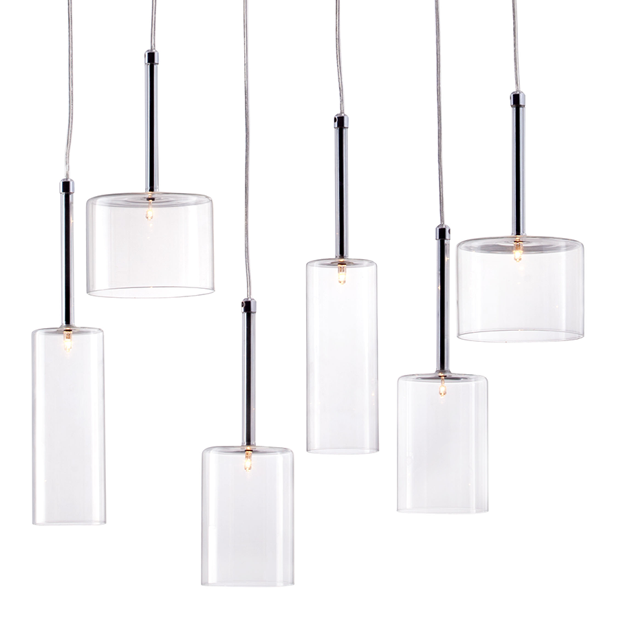 Hale modern ceiling lamp by zuo eurway furniture