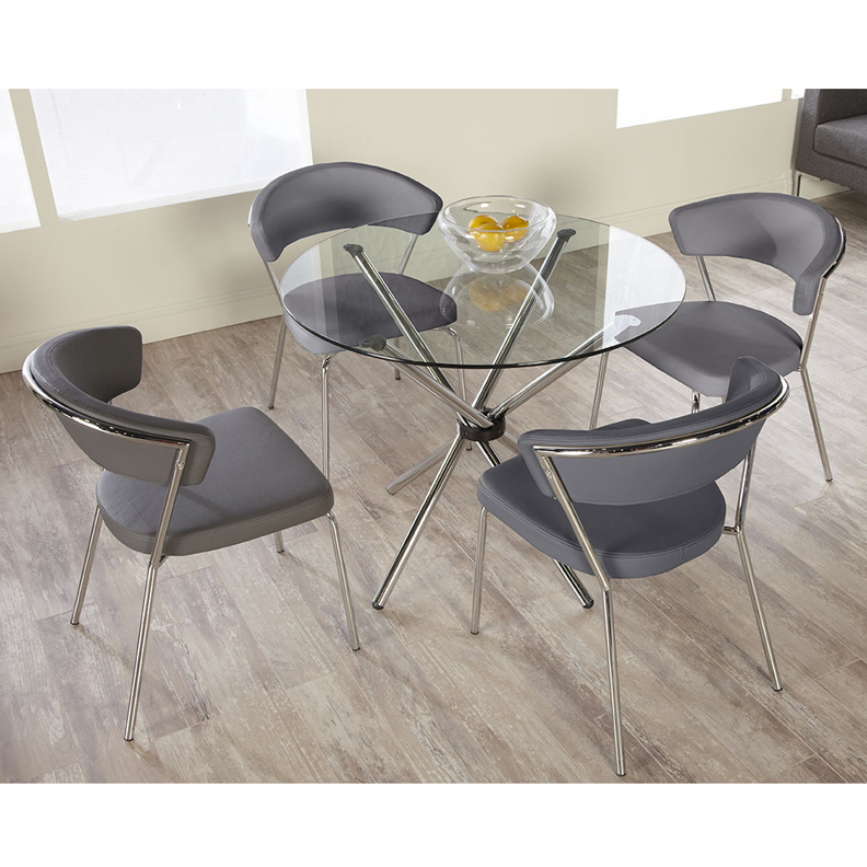 Modern Dining Tables Hylda 36 Dining Table Eurway