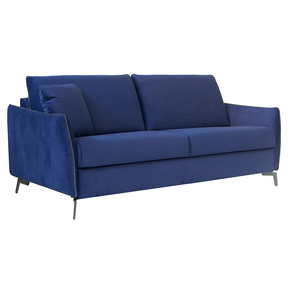 Iris Sleeper Sofa | Navy Blue
