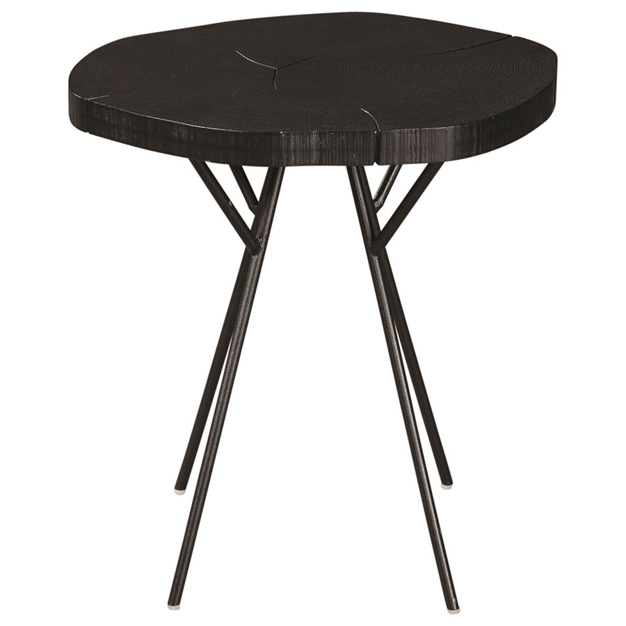 - Modern End Tables Kincaid Black Accent Table Eurway