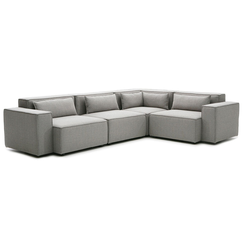 Kirkland Modern Sectional Sofa Eurway Furniture