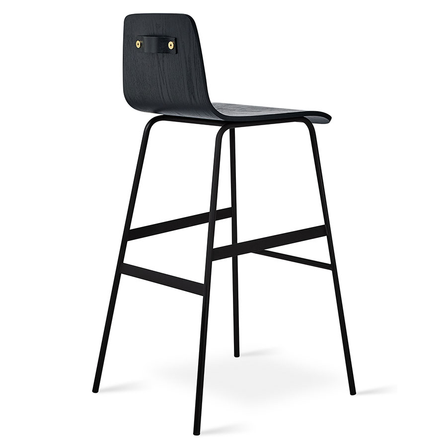 Miraculous Lecture Bar Stool Black Ash Gamerscity Chair Design For Home Gamerscityorg