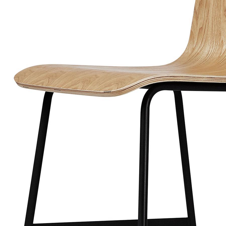 Fabulous Lecture Bar Stool Natural Ash Gamerscity Chair Design For Home Gamerscityorg