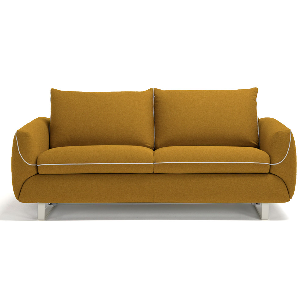 Groovy Maestro Sleeper Sofa Orange Gmtry Best Dining Table And Chair Ideas Images Gmtryco