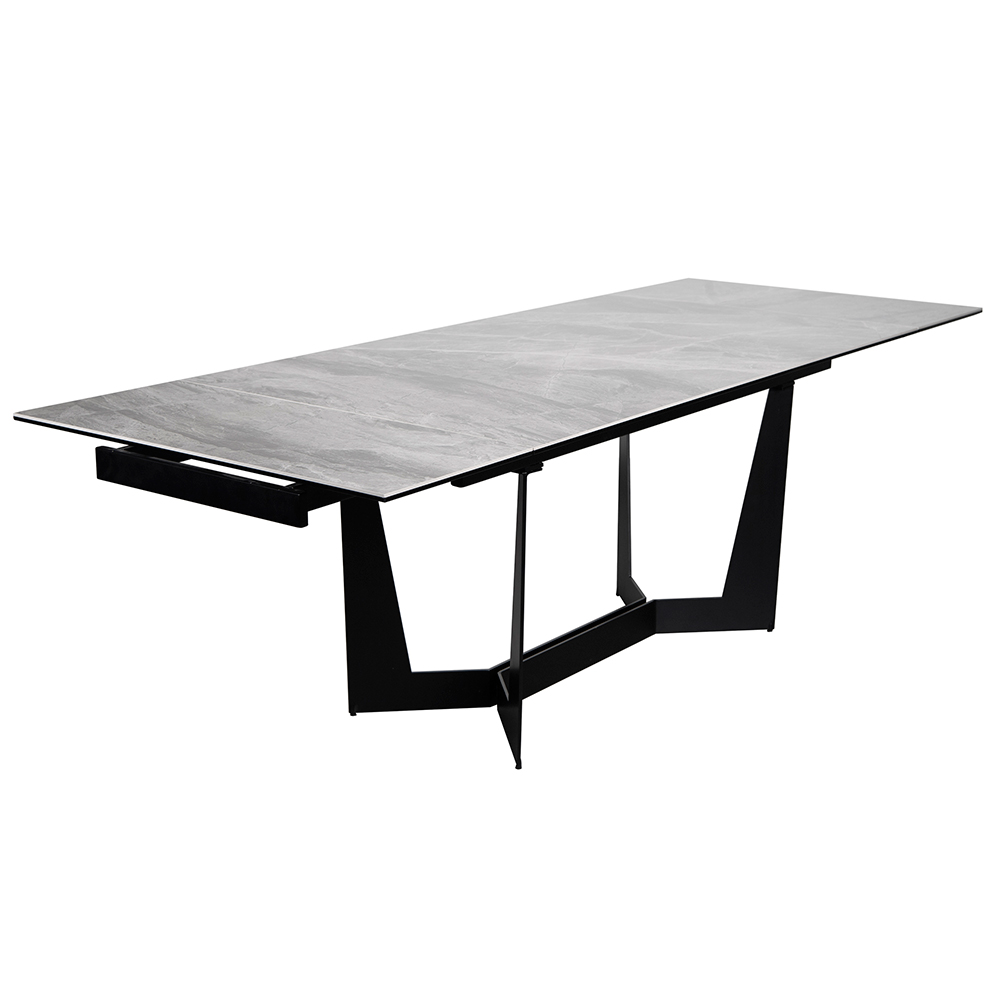 Mateo Extension Dining Table By Euro Style Eurway