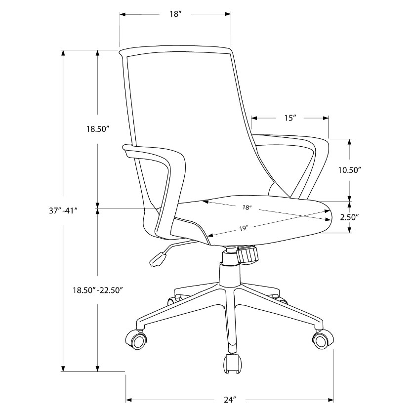 Montgomery Office Chair