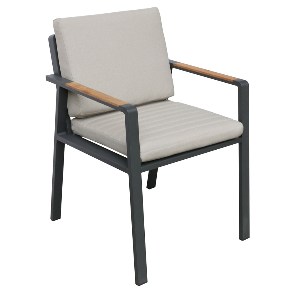 Norton Modern Outdoor Dining Chair Eurway