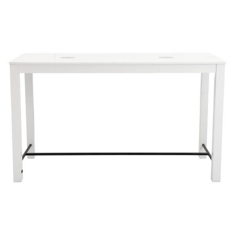 Bon OLLY BAR TABLE | WHITE