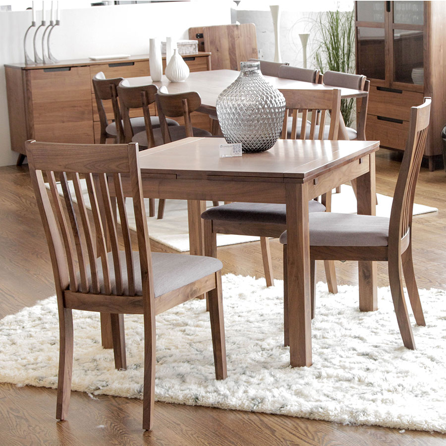 Padova Square Extension Dining Table