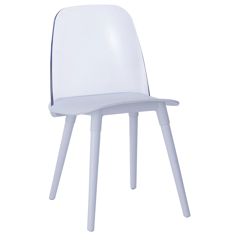 Awesome Prague Side Chair White Set Of 2 Ibusinesslaw Wood Chair Design Ideas Ibusinesslaworg