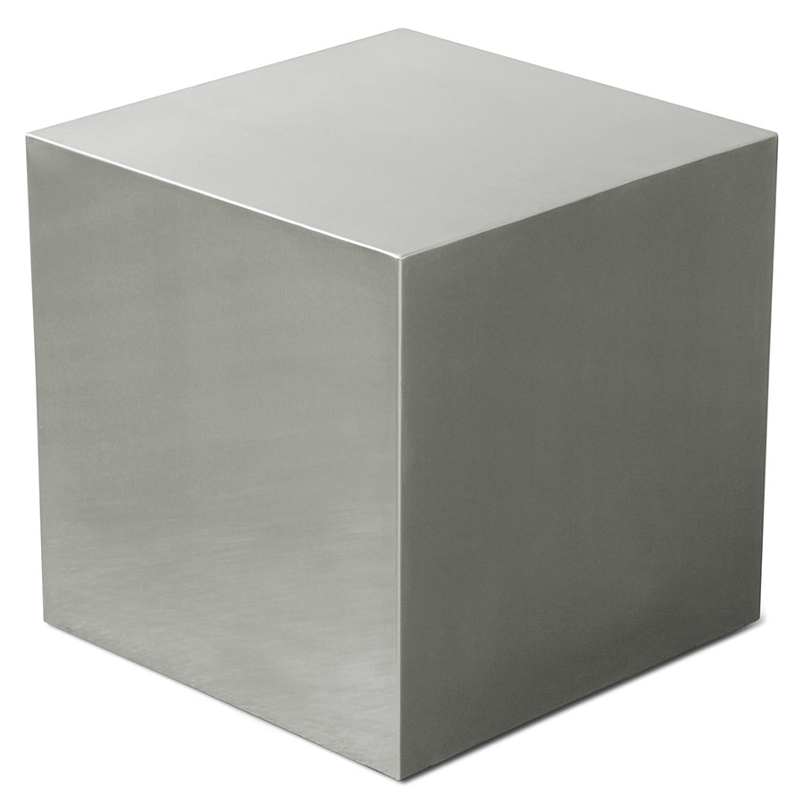 Fine Stainless Steel Cube End Table Download Free Architecture Designs Remcamadebymaigaardcom