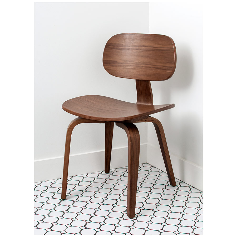 Bon Thompson Dining Chair SE | Walnut