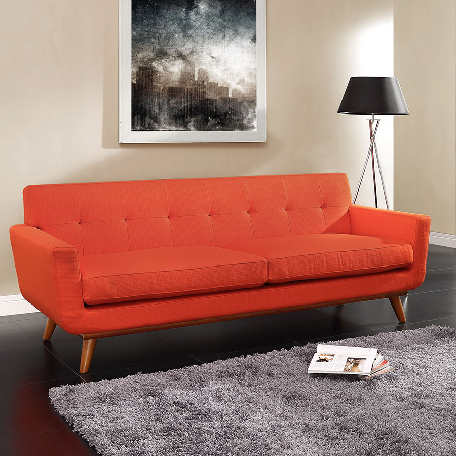 Empire Sofa | Red