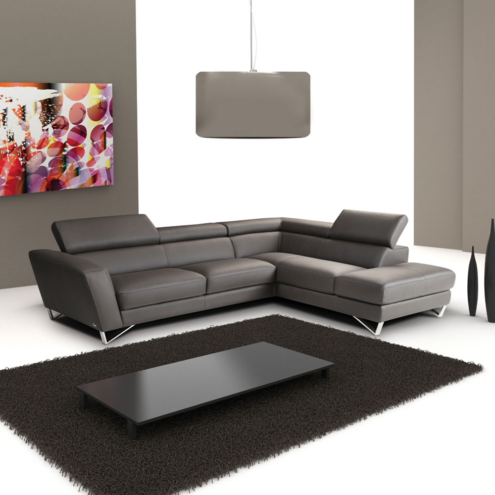 White Leather Sectional Sofa sparta leather sectional