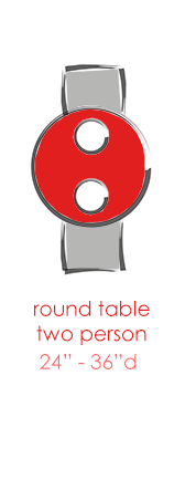 Round 2 Person Tables