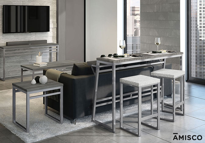 Browse Amisco's offerings at Eurway Modern Furniture >