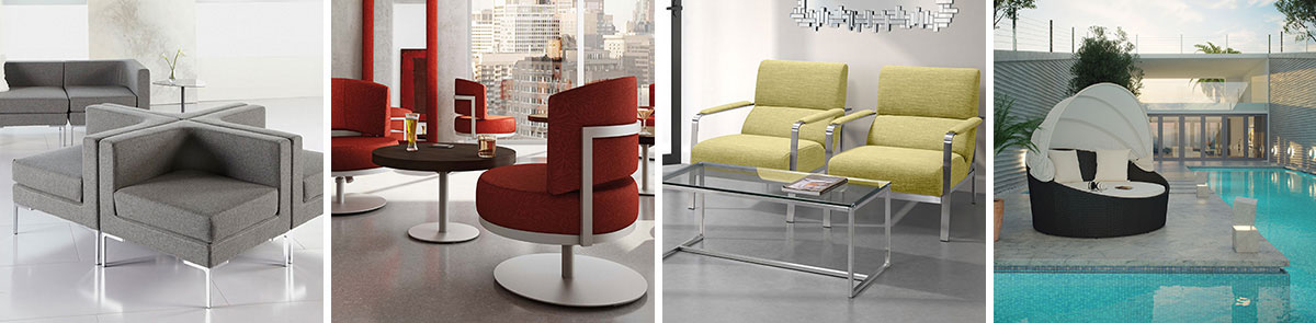 Lounge + Reception Furniture