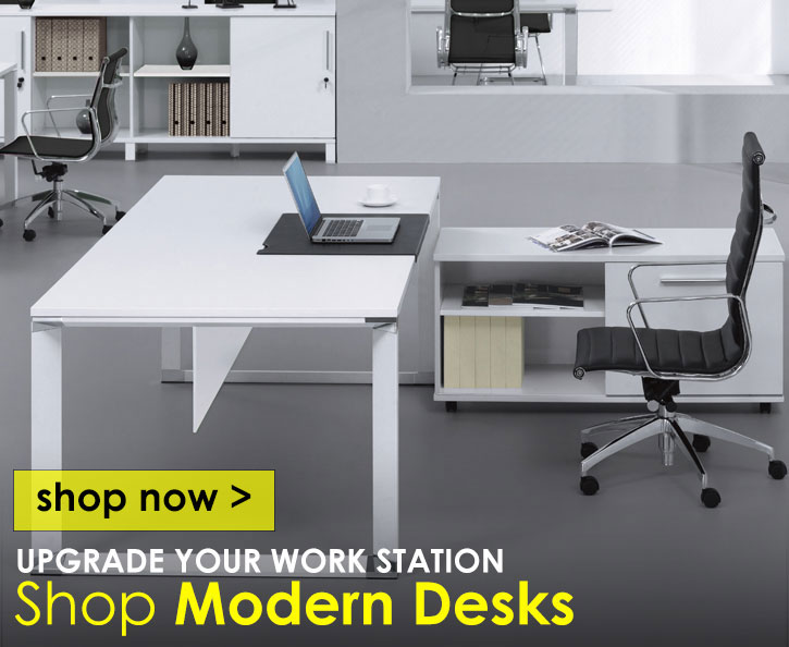 Shop for modern desks at Eurway.com.