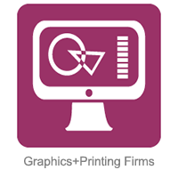 Graphics + Printing Firms
