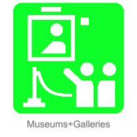 Museums + Galleries