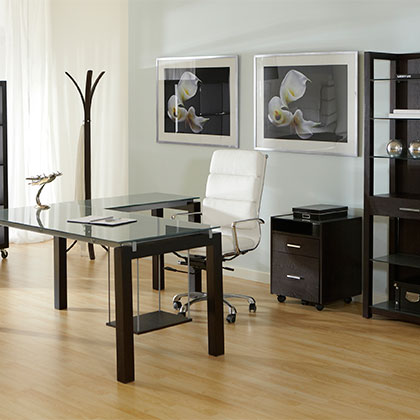 Shop for the Ballard Modern Office Collection at Eurway.com >