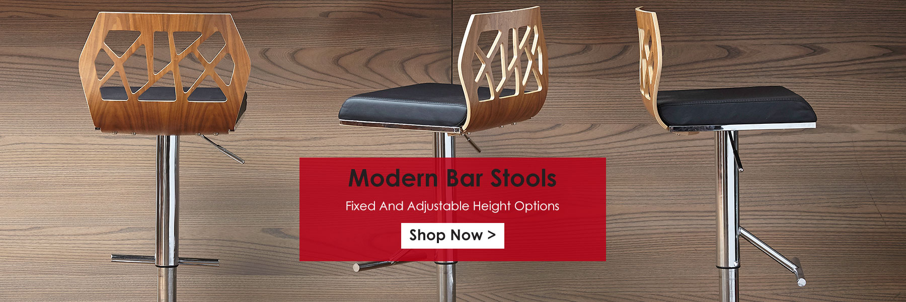 Shop For Modern Bar Stools and Adjustable Height Stools at Eurway.com >