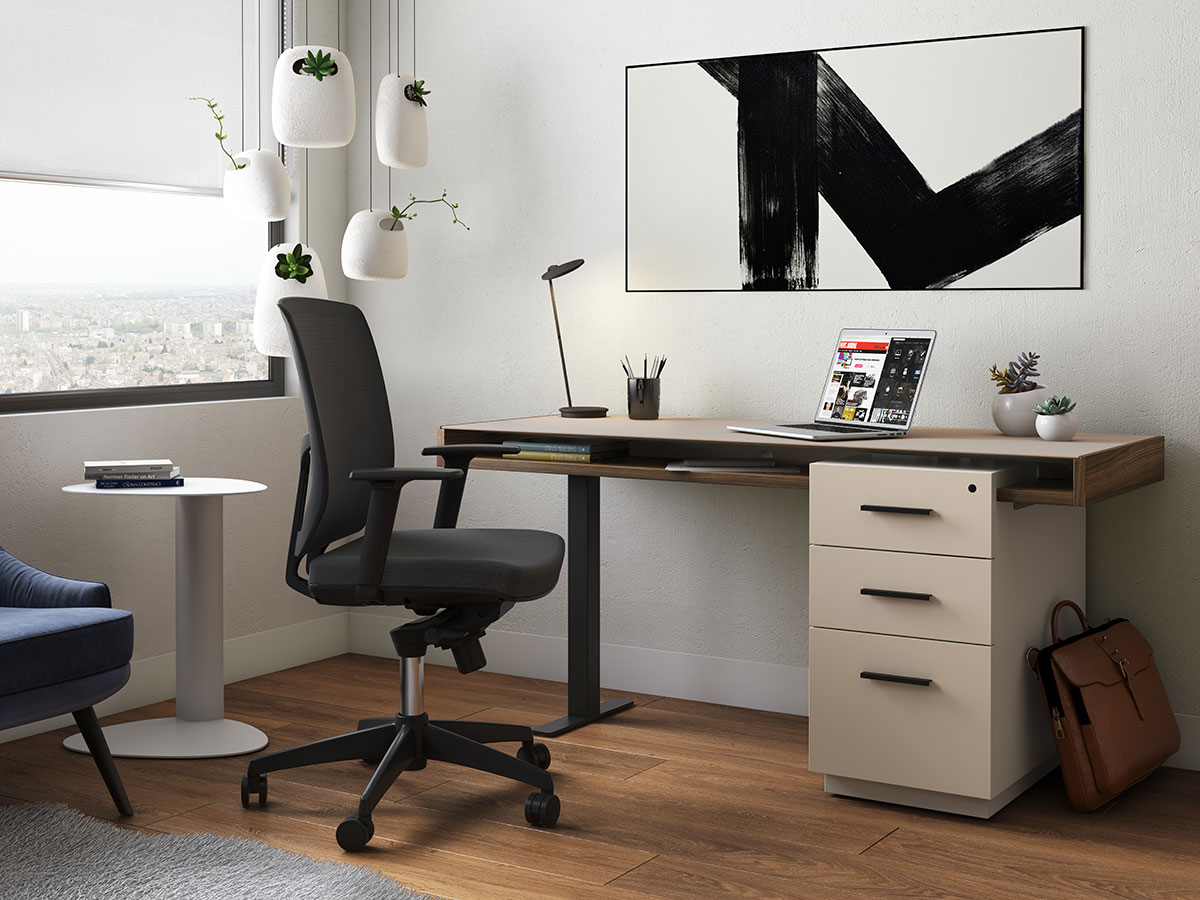 Save $240 on the Duo Modern Desk by BDi.