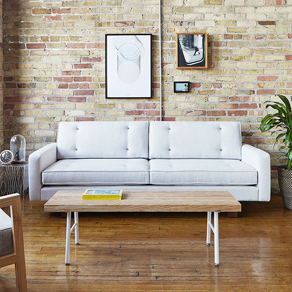 On Sale Now - The Bradley Sofa by Gus* Modern